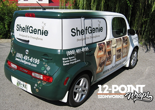 Car wrap advertising: What does it cost per thousand