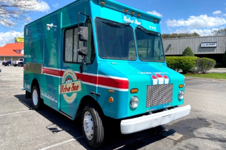 Food Truck Wrap for Retro Sno/ 12-Point SignWorks- Franklin/ Nashville