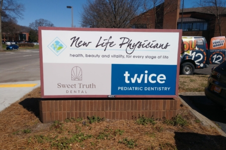 21361 - Monument Face Refresh for Sweet Truth Dental/ Twice Pediatric Dentistry/ Franklin