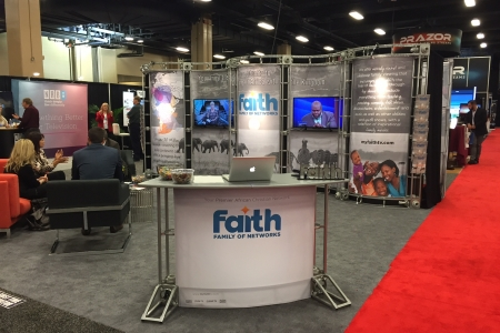 Truss system display and accessory tradeshow items. 12-Point SignWorks - Franklin TN