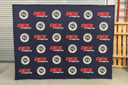 Pop-Up display for Nashville Soccer Club. 12-Point SignWorks - Franklin, TN