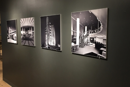 Silicone Edge Graphics for NewGround in Chicago, IL/ History Wall/ 12-Point SignWorks
