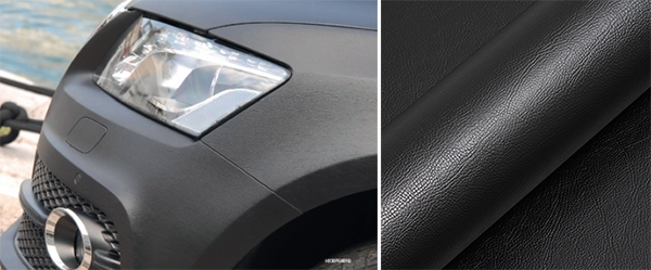 New vinyl car wrap textures and colors! – 12-Point SignWorks