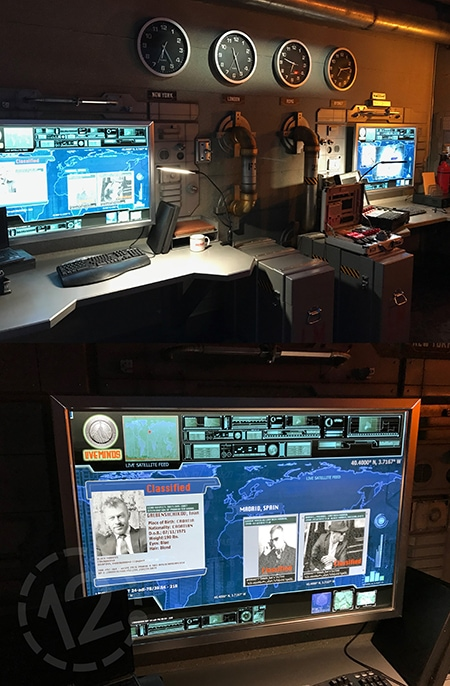 JMC provided the dynamic artwork for these computer screens. We printed the translucent vinyl. 12-Point SignWorks - Franklin, TN
