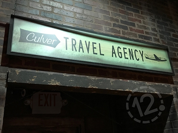 "This weathered looking sign was printed on ⅛"" thick white PVC. 12-Point SignWorks - Franklin, TN"