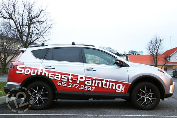 Vehicle Advertising How Much Do You Need To Get Noticed 12 Point