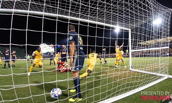Nashville Soccer Club - Game winning goal