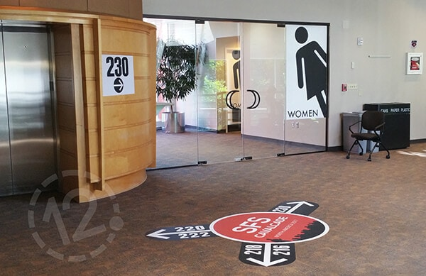 How Custom Directional Signage Can Keep Your Visitors