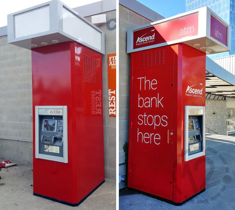 How Banks Connect With Customers Through Facility Branding