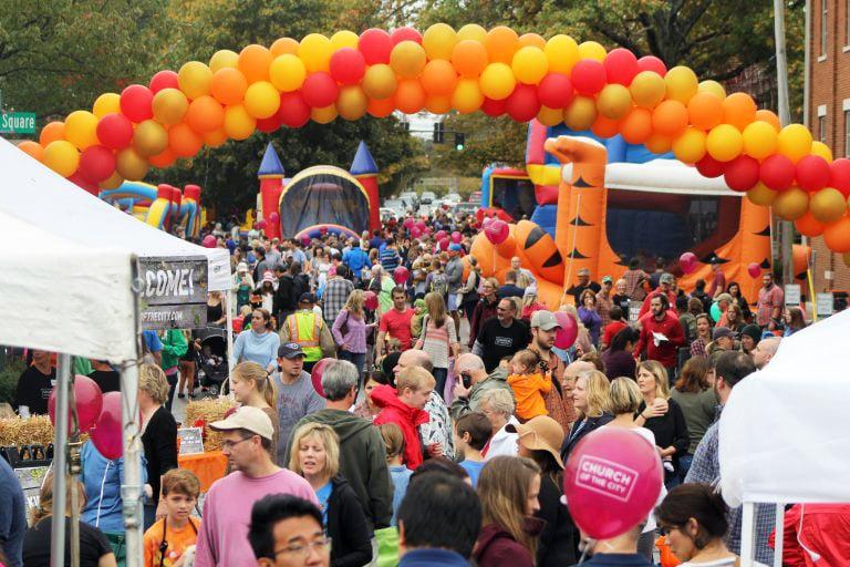 Annual Pumpkinfest Fall Festival in Franklin, TN