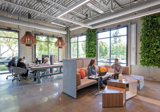 Excellent Example of Resimercial Workplace Design