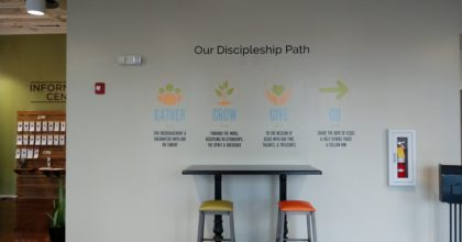 Installation for Harpeth Christian Church
