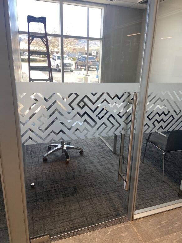 Privacy Vinyl for U.S. Eagle Federal Credit Union