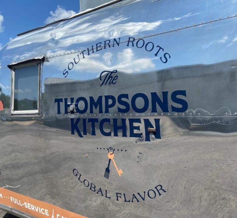 Custom Spot Graphics/ Mobile Advertising for The Thompson's Kitchen
